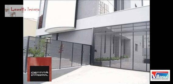 Sala Para Venda Ou Locação Com 32 M² - Vila Guiomar/bairro Jardim - Santo André/sp - Sa0021