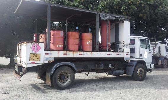 Caminhão Comboio M. Benz 1718