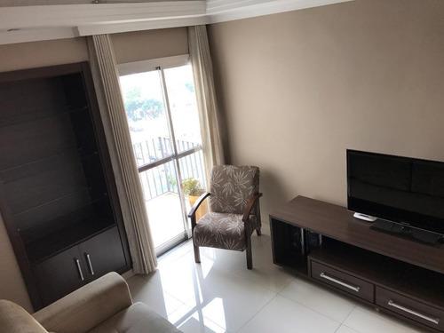Imagem 1 de 22 de Apartamento Com 2 Dormitórios À Venda, 65 M² Por R$ 330.000,00 - Vila Esperança - São Paulo/sp - Ap2736