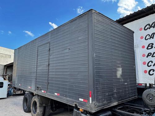 Bau Aluminio 7,70m 7,50m Volks Ford Mercedes Benz Toco Truck