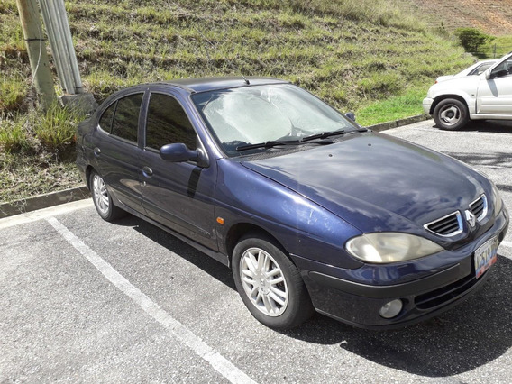 Renault Megane 1,6 16 Válvulas 4 Cilindros Sincrónico