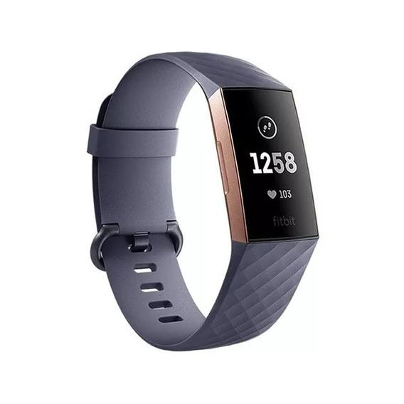 Pulsera De Salud Y Actividad Física Fitbit Charge 3