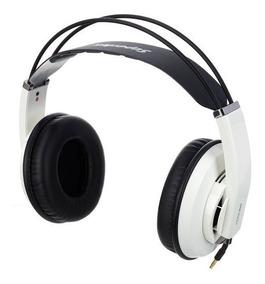 Superlux - Fone De Ouvido Hd681 Evo - White C/ Nf