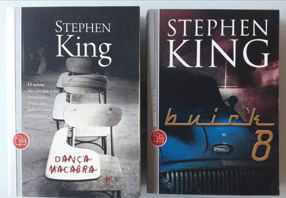 2 Livros Stephen King ( Buick 8 / Dança Macabra )