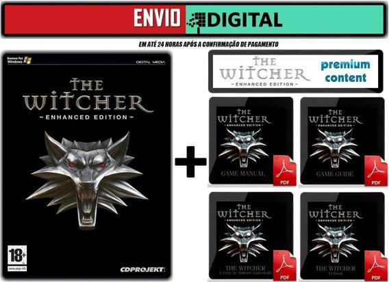 The Witcher Enhanced Ed. Em Português - Envio Digital