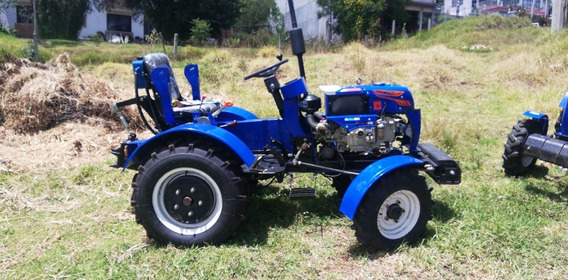 Tractor Motocultor Mtch 14 Hp