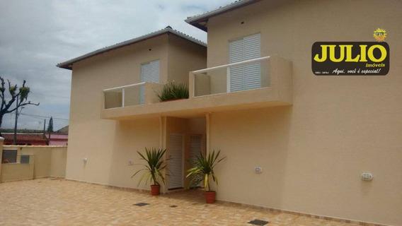 Entrada R$ 30.000,00 + Saldo Super Facilitado Use Seu Fgts, Casa Com 2 Dormitórios, 42 M² - Cidade Da Criança - Praia Grande/sp - Ca3108