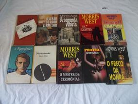 * Livro Morris West - Lote Com 10 Títulos Escolha Ao Lado