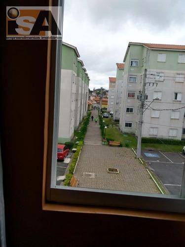 Apartamento Em Vila São Carlos - Itaquaquecetuba, Sp - 3163