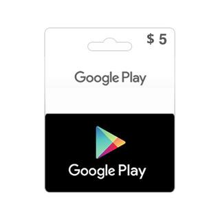 Google Play 5 U$ Con Guia De Configuracion Region Wallet Usa