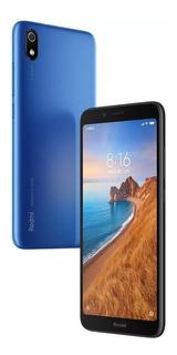 Celular Xiaomi Redmi 7a 16gb Azul Global + Nfe + Pelicula