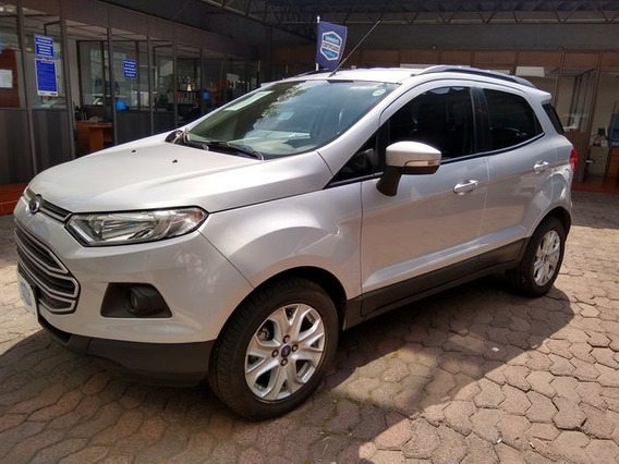 Ford Ecosport Trend At 2017 Seminuevos