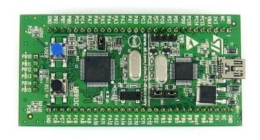 Placa Stm32f1 Value Line Discovery Kit Marca St
