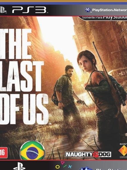 Ps3 The Last Of Us Dublado Em Português Mídia Digital