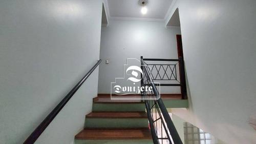Sobrado Com 3 Dormitórios À Venda, 148 M² Por R$ 500.000,00 - Vila Galo - Americana/sp - So3291
