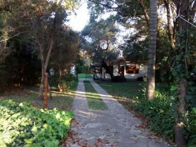 Casa Quinta En El Centro De Monte Grande