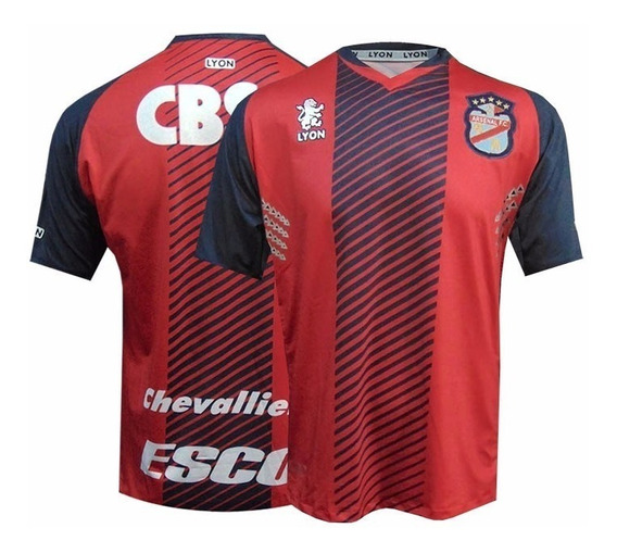 Camiseta Arsenal Lyon Suplente 2019 Ii + Numero