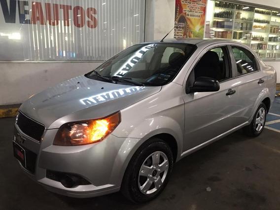 Chevrolet Aveo Ls 2014