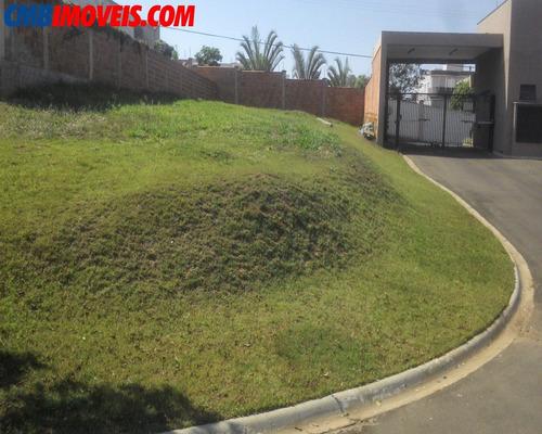 Imagem 1 de 6 de Terreno Em Condomínio Fechado Em Campinas - Tf00037 - 4359727