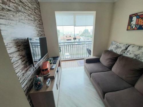 Imagem 1 de 5 de Apartamento Para Venda Por R$245.000,00 Com 52m², 2 Dormitórios, 1 Vaga E 1 Banheiro - Vila Santa Teresa, São Paulo / Sp - Bdi36092