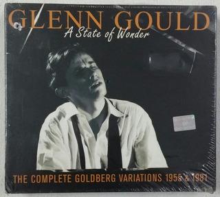 Glenn Gould Complete Goldberg Variations A State Of Wonder