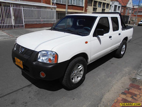 Nissan D-22 Np300 Frontier Doble Cabina