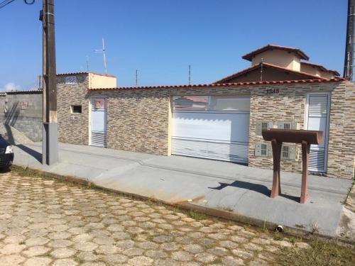 Imagem 1 de 13 de Ótima Casa Em Condomínio Lado Praia - Itanhaém 6764   Sanm
