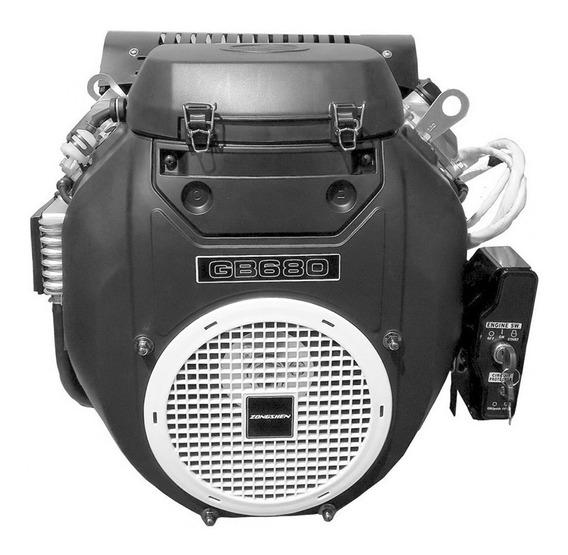 Motor Horizontal Zongshen® Gb 680 Eje Recto 250006111