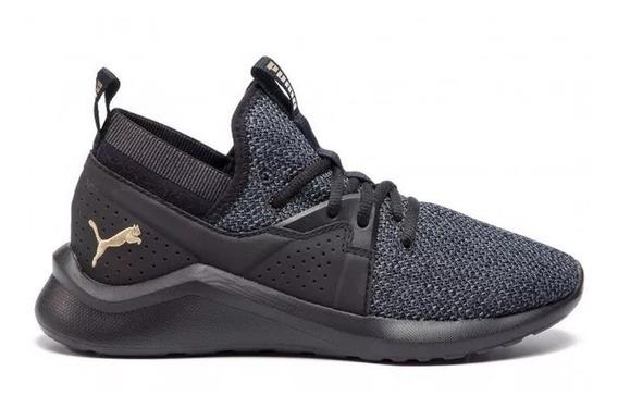 Zapatillas Puma Emergence W Black - Corner Deportes