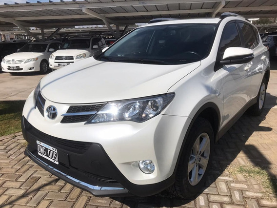 Toyota Rav 4 2.0 5p 4x2 Ctv Full L/13 2014