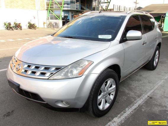 Nissan Murano Sl Wagon