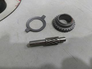 Engrenagem Velocímetro Ybr 125 125 Factor 125 Tambor Mga