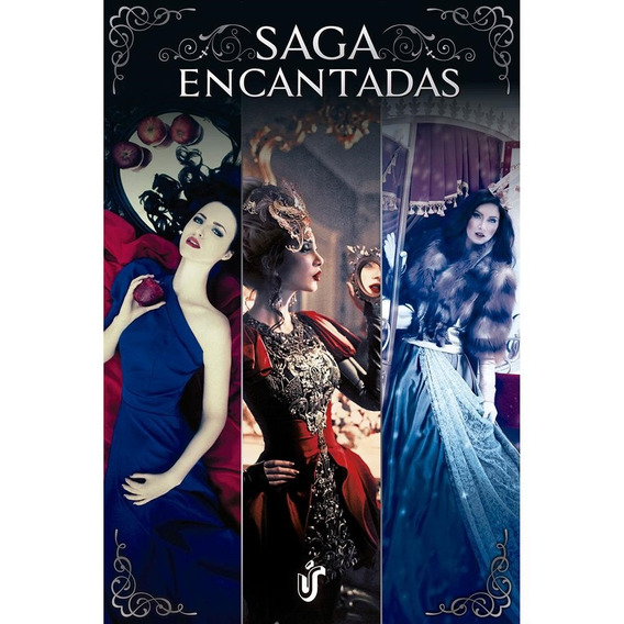 Livro Trilogia Saga, Greatest Box 3 Livros