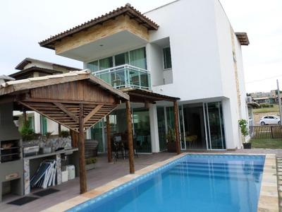 Casa Residencial À Venda, Cumbuco, Caucaia. - Ca0169