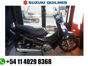 Zanella Zb 110 Full Usada Muy Buena Agente Oficial Suzuki