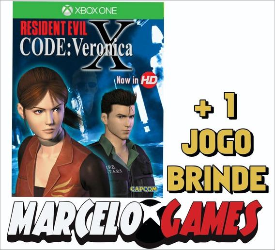 Resident Evil Code Veronica X Xbox One Midia Digital