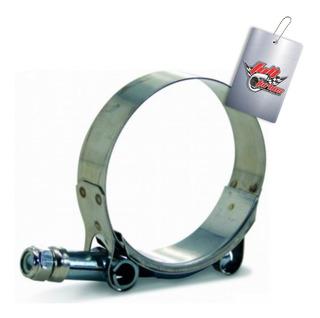 Abraçadeira Tucho 100% Inox T-clamp 56mm - 64mm 2