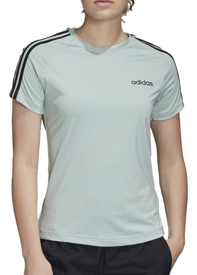Remera adidas Training Design 2 Move Mujer Va/ng