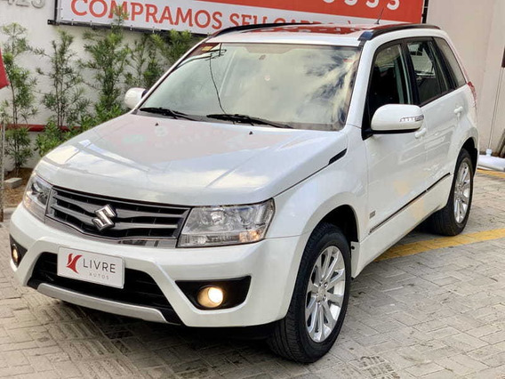 Suzuki Grand Vitara Limited Edition 2wd 2.0 16v 4p Aut.
