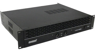 Potencia Lexsen Lxa 600 Amplificador Profesional 600w