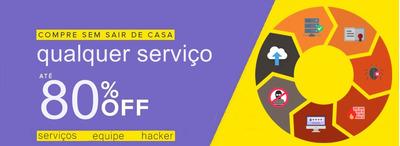 Serviços Equipe Hacker