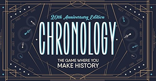 Buffalo Games Chronology Board Game Por The Game Of All Time