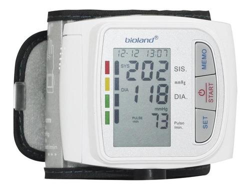 Medidor de pressão arterial digital de pulsoBioland 3005