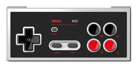 8bitdo N30 Sem Fio Bt Gamepad Jogo Controlador Dual Clássico
