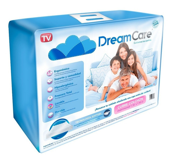 Cubre Colchón - Dream Care