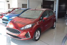 Ford Fiesta Kinetic Design 1.6 S Plus 2018 0km 5 P Forcam Mi