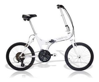 Bicicleta Vairo Mint Plegable Rodado 20 Urbana Paseo