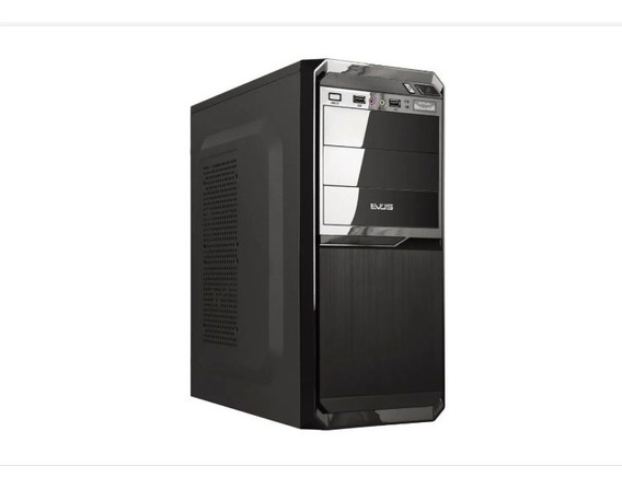 Cpu Computador Hd 500gb Ssd 240gb Pentium G4560 + 8gb Ddr3