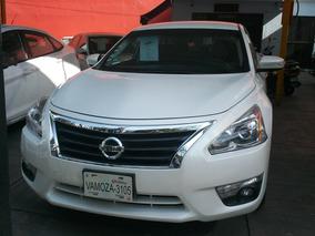 Nissan Altima 2.5 Advance Cvt
