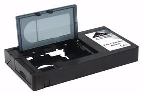 Adaptador Para Fitas Vhs-c ( Jvc Panasonic Tdk ) Automático